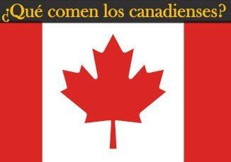 qué comen los canadienses Canada