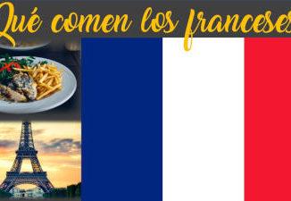qué comen los franceses