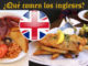 que comen los ingleses
