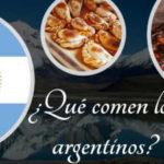 ¿Qué comen los argentinos?