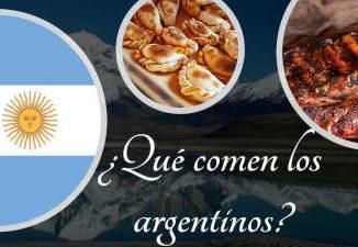 que comen los argentinos