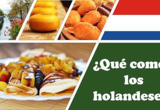 que comen los holandeses