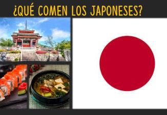 qué comen los japoneses Japón gastronomia japonesa platos tipicios japoneses japonés japón sushi miso sake