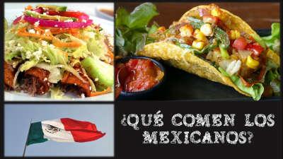 qué comen los mexicanos mexico comida mexicana taco enchilada chile picante mexicana mejico centroamerica