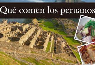 qué comen os peruanos perú suramerica latinoamerica peruana peruanas pisco pachamanca cuy machu pichu gastronomia peruana comida tipica tradicion costumbre chicha morada de cholo
