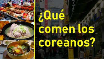 que comen los coreanos corea corea del norte corea del sur coreana comida coreana tipico arroz plato pollo pescado mariscos